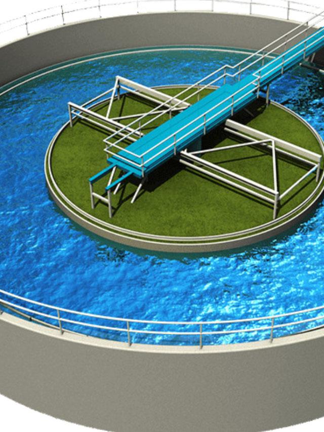 traitement biologique des eaux